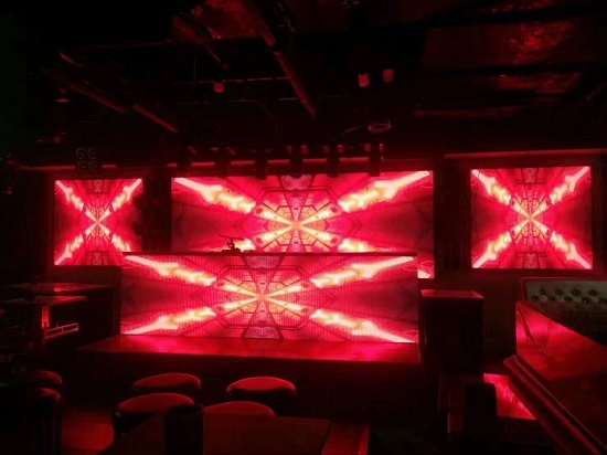 LLS--P4.81 rgb indoor LED display screen
