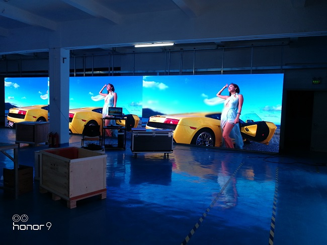 LLS--P3.91 rgb indoor rental LED display screen