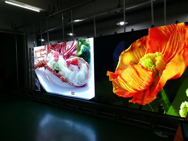 LLS--P1.875 rgb indoor rental LED display screen